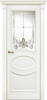 Двери Fineza Puerta Коллекция CLASSIC эмаль PO VENEZIA 12F