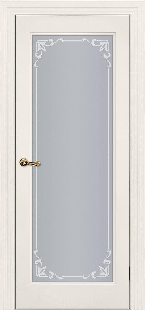 Двери Fineza Puerta Коллекция CLASSIC эмаль модель PO RIMINI 1
