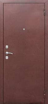 Входная дверь Гарда РФ Орех