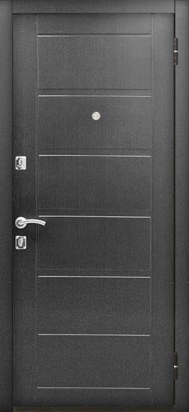 Входная дверь Сити 2 венге vinorit
