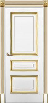 Двери Fineza Puerta Коллекция CLASSIC эмаль PG FLORENCIA 3