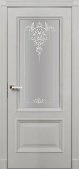 Двери Fineza Puerta Коллекция CLASSIC эмаль PO FLORENCIA 2