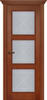 Двери Fineza Puerta Коллекция CLASSIC шпон модель PO GENEVA 3