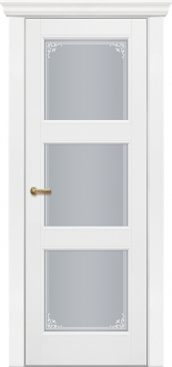 Двери Fineza Puerta Коллекция CLASSIC эмаль модель PO SAVONA 9