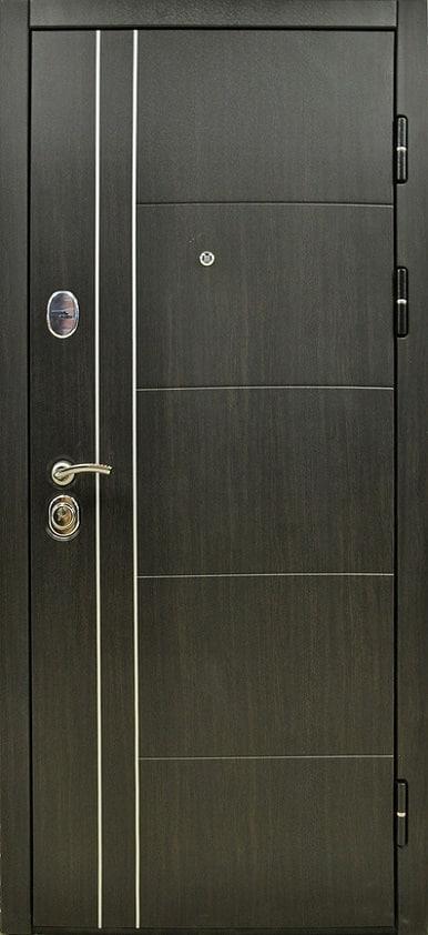 Входная дверь Техно 05 2К vinorit