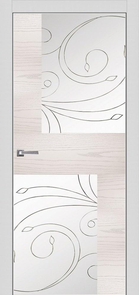 Двери Fineza Puerta коллекция ALUFORM модель ALUFORM 4