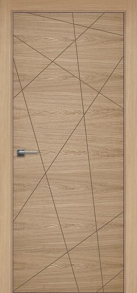 Дверь Fineza Puerta MODERN шпон модель PG INCISA 7