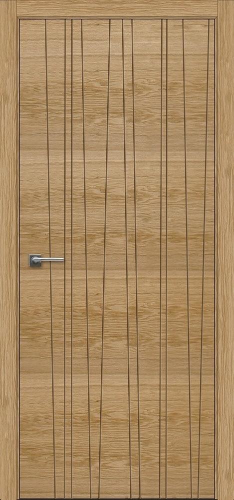Дверь Fineza Puerta MODERN шпон модель PG INCISA 2