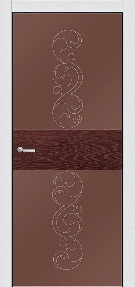 Двери Fineza Puerta коллекция ALUFORM модель ALUFORM 1