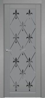 Дверь Fineza Puerta MODERN эмаль модель PO ORIGAMI 3