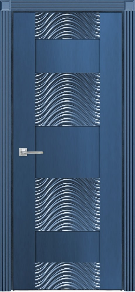 Дверь Fineza Puerta MODERN эмаль модель PG TURIN 4