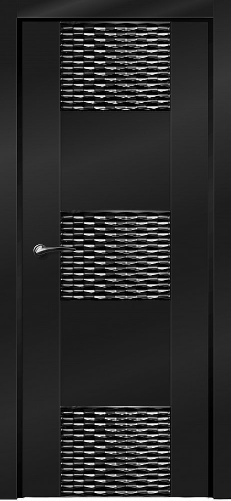Дверь Fineza Puerta MODERN эмаль модель PG TURIN 3