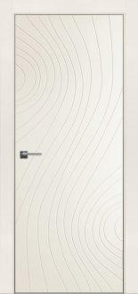 Дверь Fineza Puerta MODERN эмаль модель PG BLANCA 8