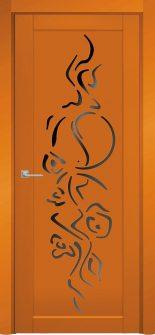Дверь Fineza Puerta MODERN эмаль модель PO ORIGAMI 5