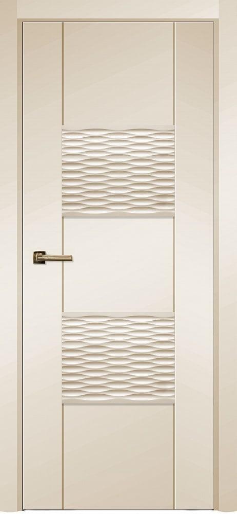Дверь Fineza Puerta MODERN эмаль модель PG TURIN 2