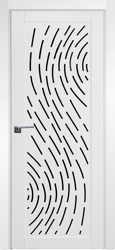 Дверь Fineza Puerta MODERN эмаль модель PO ORIGAMI 1