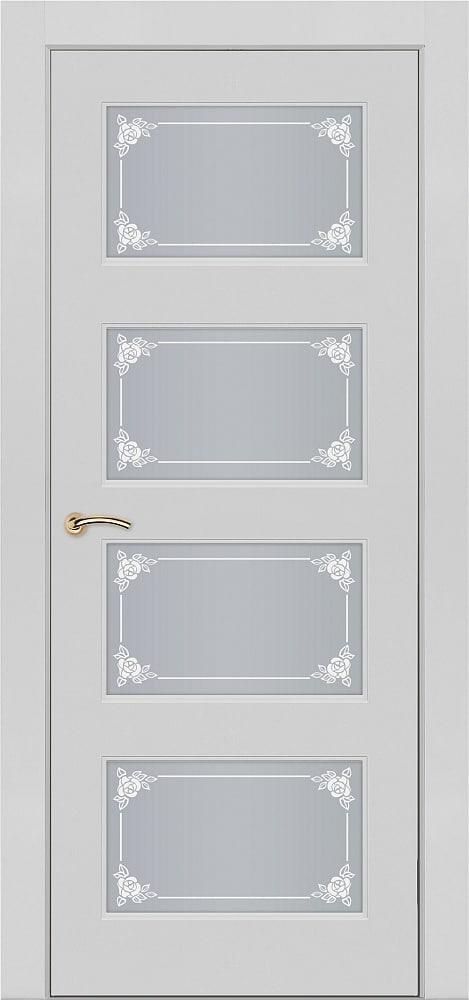 Дверь Фрамир MODERN эмаль ПО EMMA 5