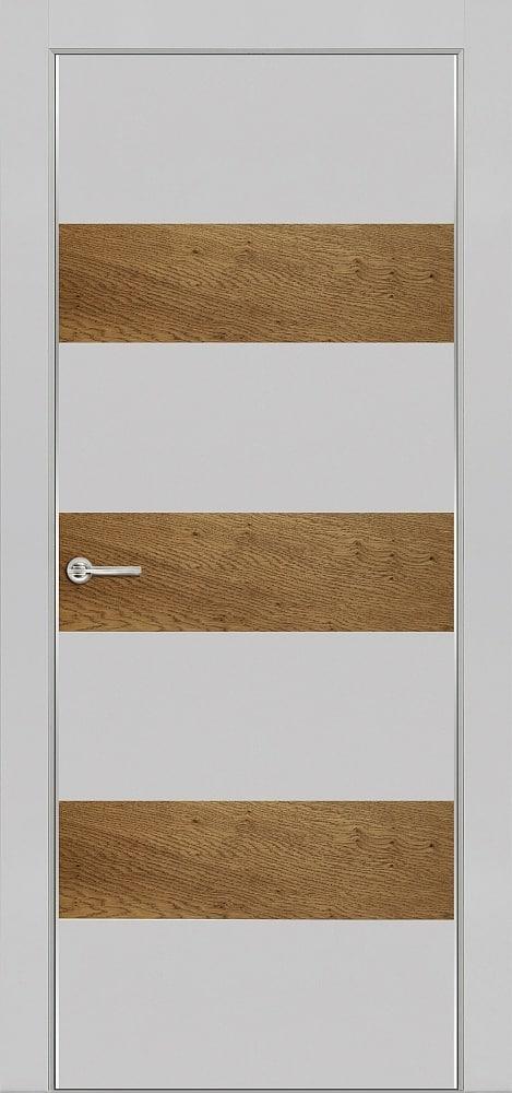 Дверь Fineza Puerta MODERN эмаль модель PG STELLA 3