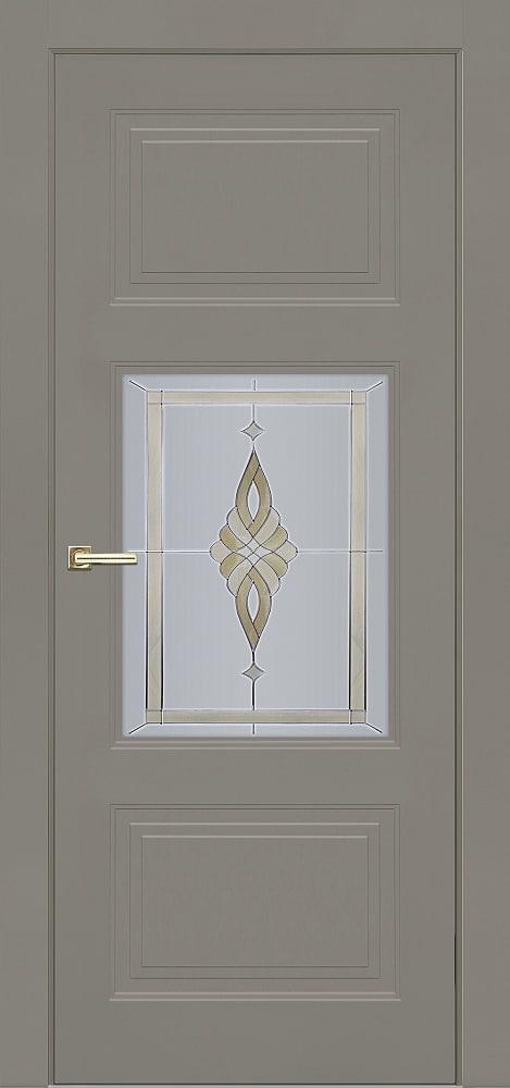 Дверь Fineza Puerta MODERN эмаль модель PO EMMA 7