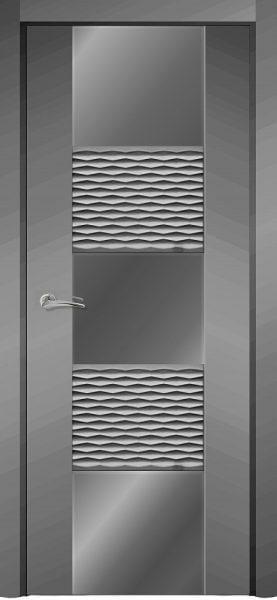 Дверь Fineza Puerta MODERN эмаль модель PO TURIN 2