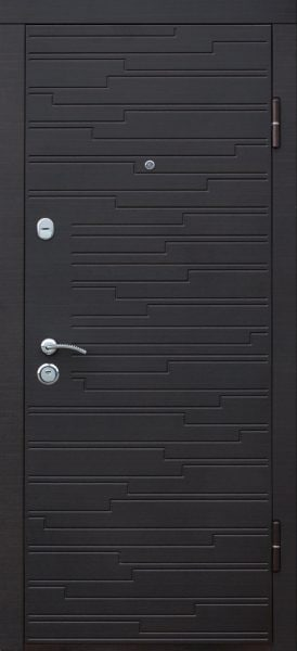 Входная дверь Дверная Биржа Цитадель Gotland Венге-Сандал