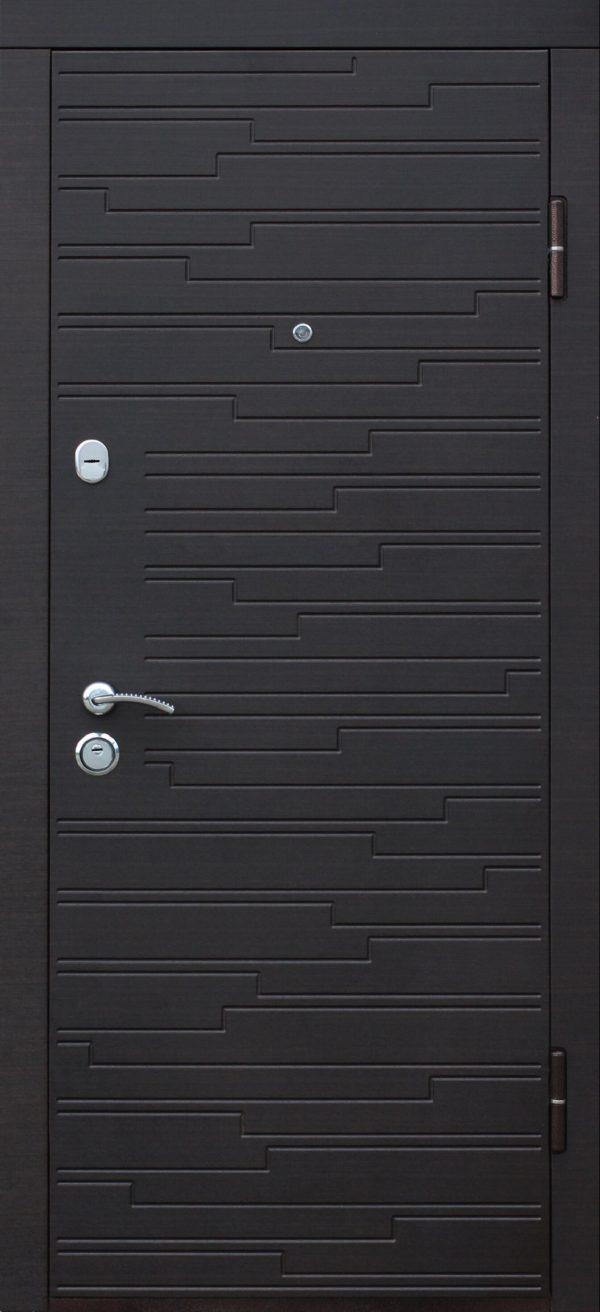 Входная дверь Дверная Биржа Цитадель Gotland Венге-Венге