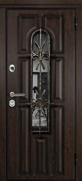 Входная дверь Металюкс Кардинал СМ760