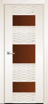 Дверь Fineza Puerta MODERN эмаль модель PO TURIN 4