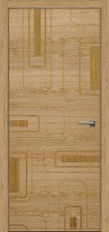 Дверь Fineza Puerta MODERN шпон модель PG EGO 1