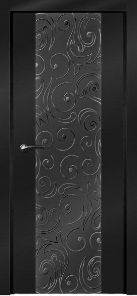 Дверь Fineza Puerta MODERN эмаль модель PO TURIN 5