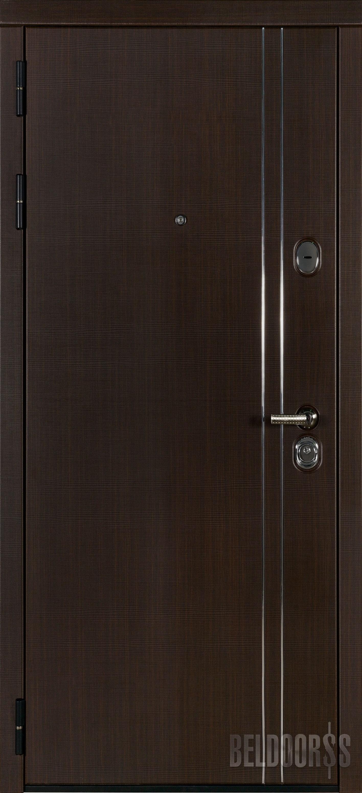 металлическая дверь толщина 4 мм