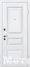 Дверь МеталЮр М11 белый.