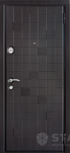 Входная дверь Сталлер Метро