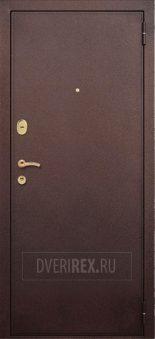 Входная Дверь Rex REX 2 Орех