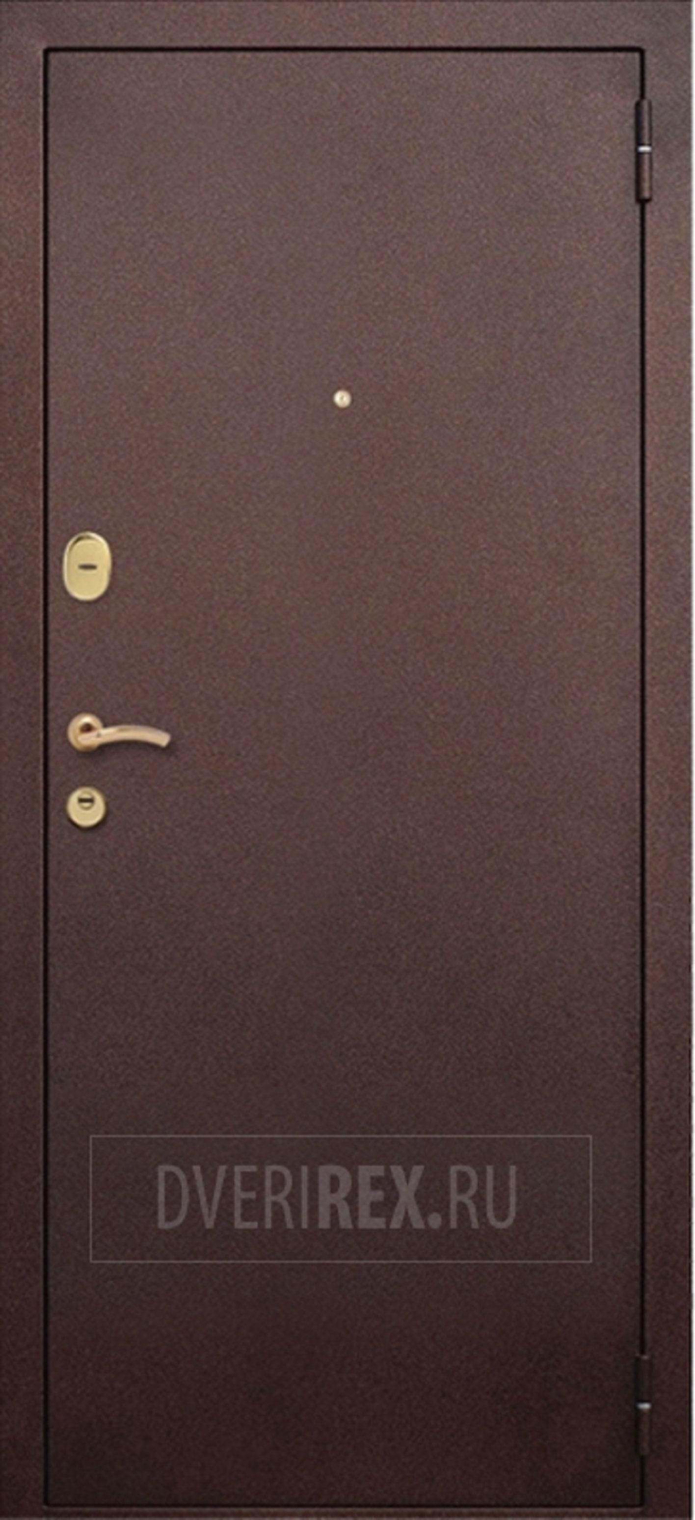Входная Дверь Rex ReX 1A Беленый Дуб