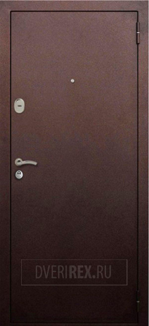 Входная Дверь Rex ReX 1A Зеркало Венге