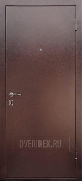 Входная Дверь Rex Супер Эконом Миланский орех