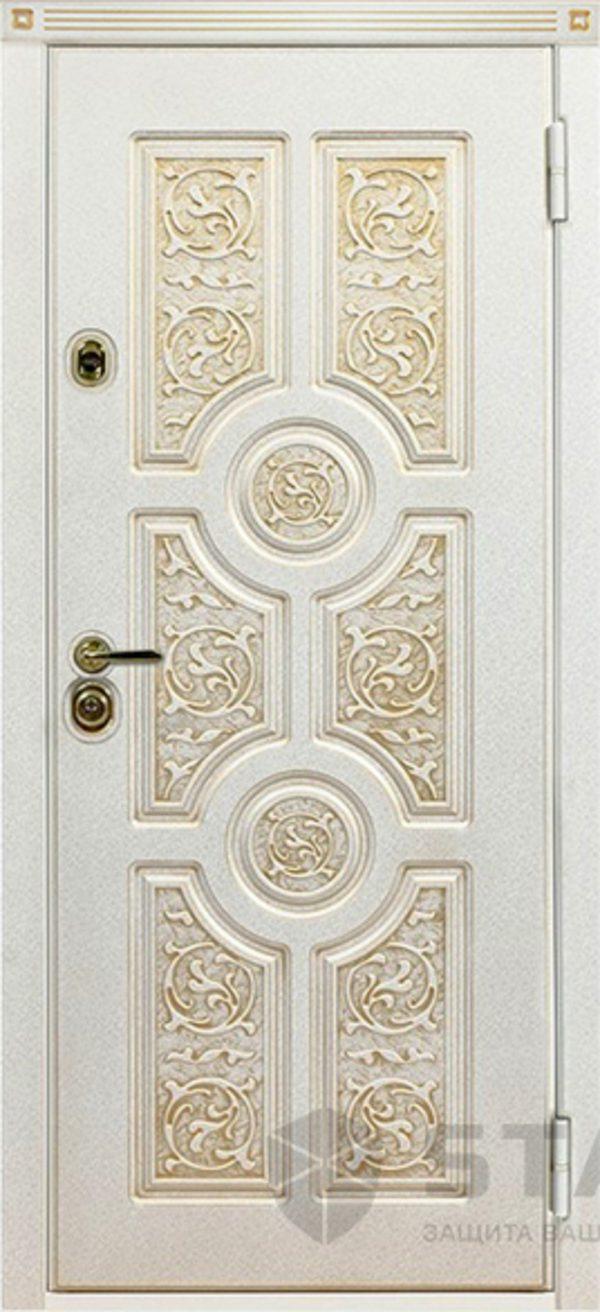 Входная дверь Сталлер Версаче