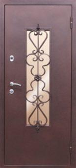 Входная Дверь в дом Дверная Биржа Цитадель KOVAL