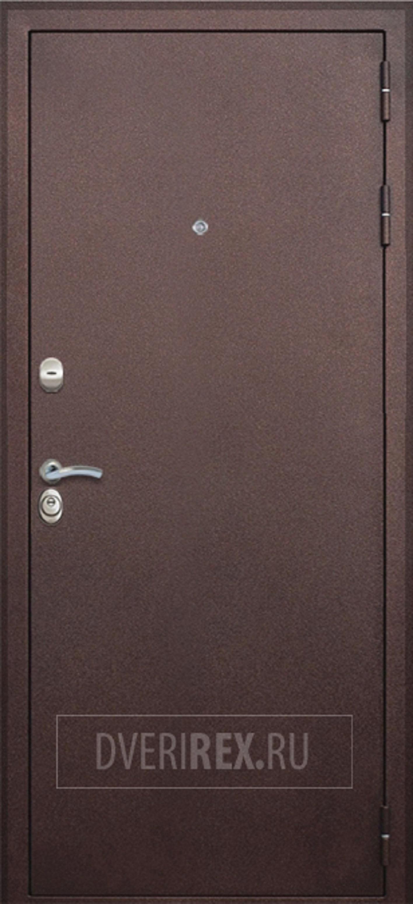 Входная Дверь Rex 4-х контурная Дуб золотой