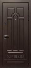 Входная Дверь Rex Эврика Орех