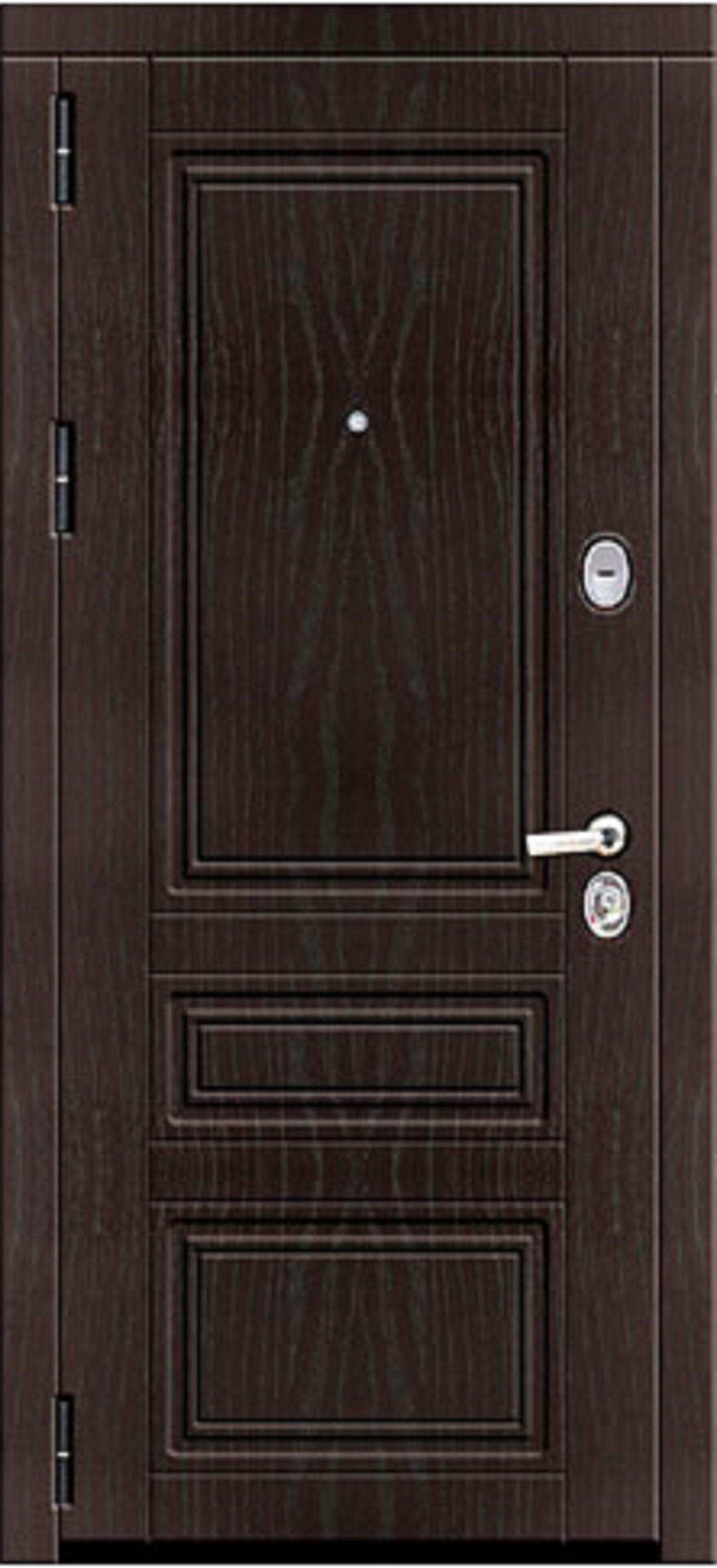 Входная дверь Zetta Модель Евро Профессионал