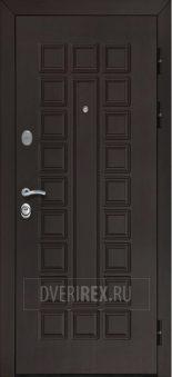 Входная Дверь Rex Гладиатор Венге