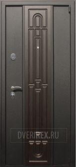 Входная Дверь Rex Комби Венге