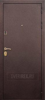 Входная Дверь Rex Лайт 3 Орех