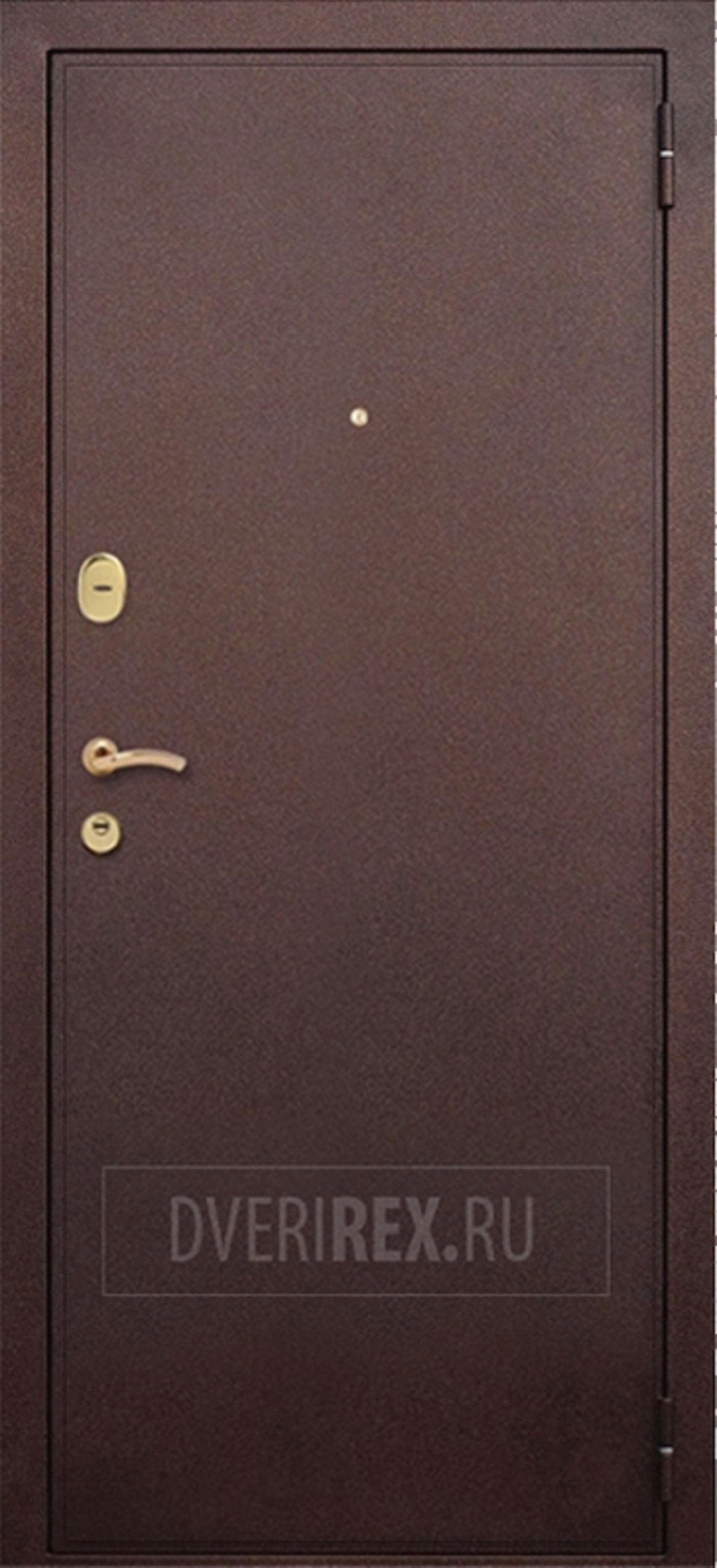 Входная Дверь Rex ReX 2 Венге