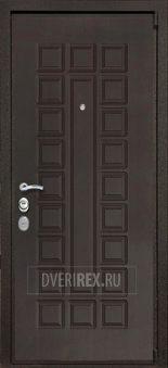 Входная Дверь Rex REX 4 Венге