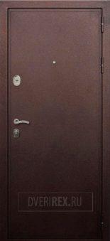 Входная Дверь Rex ReX 5А Зеркало Венге