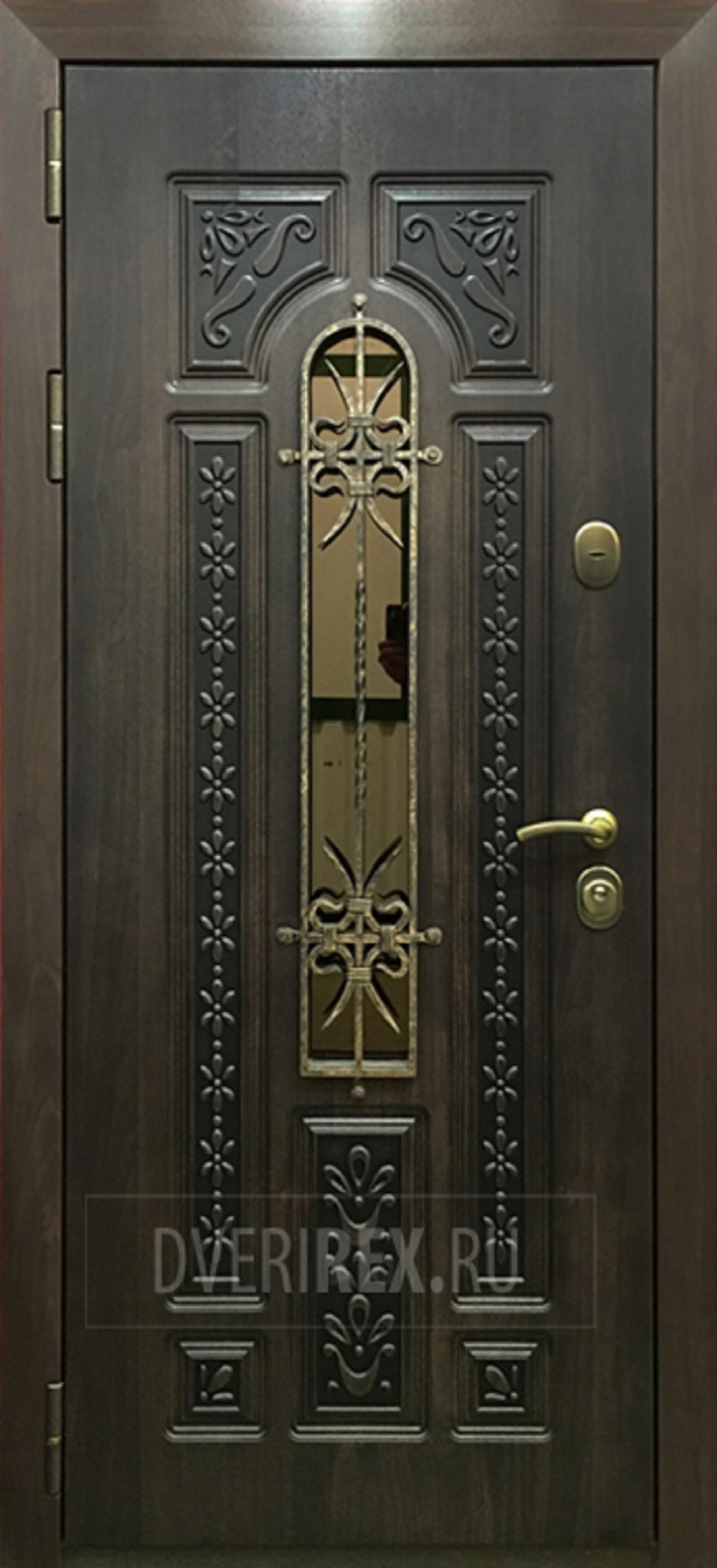 Входная Дверь Rex ReX 8 Ковка
