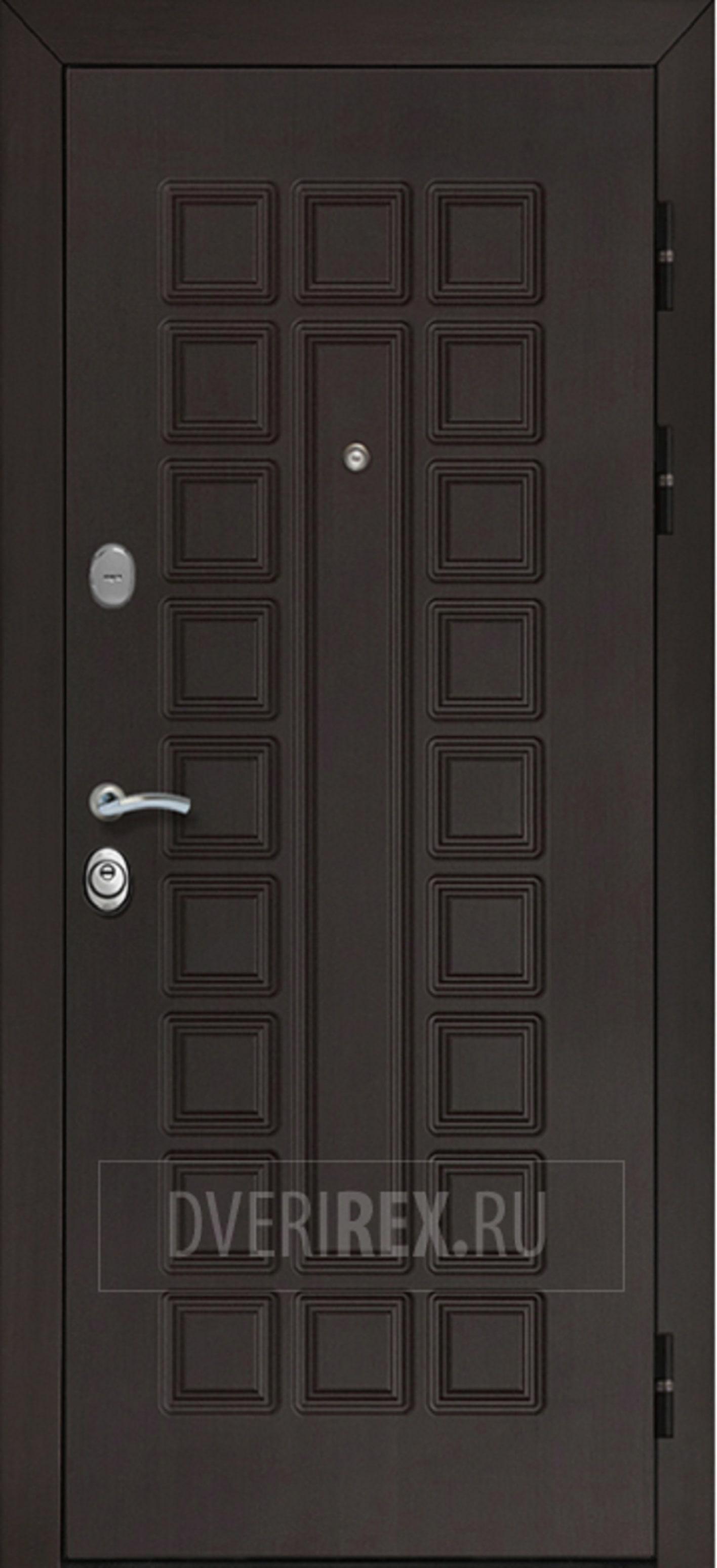 Входная Дверь Rex Сенатор Венге